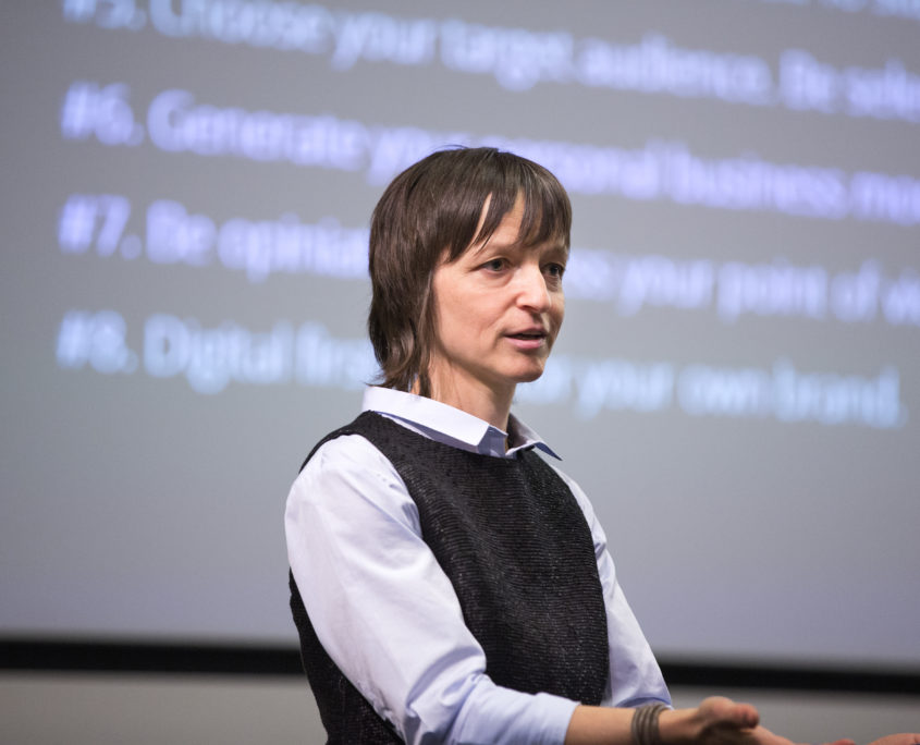 Birgitte Alstrom - Keynote Speaker